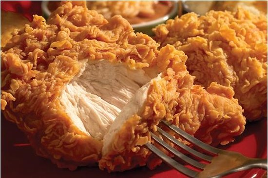 Popeyes Chicken Have a meal. have a popeyes! - picture of popeyes ...