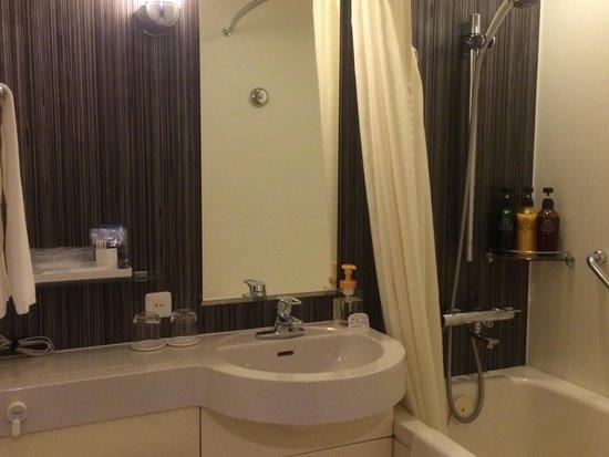Hotel Mets Shibuya : バスルーム