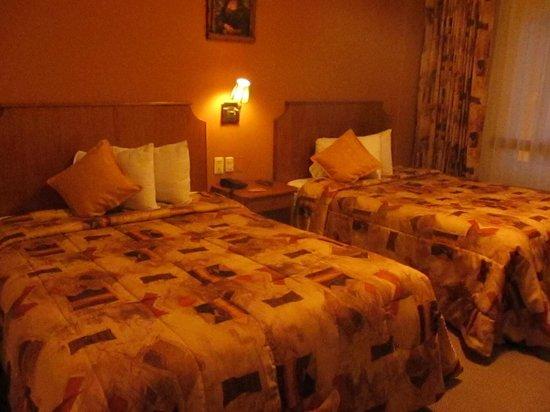 Sol Plaza Hotel Puno: Habitación