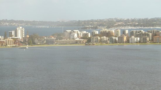 Swan River : View from Hotel