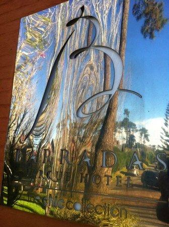 Barradas Parque Hotel & Spa: Lindo Hotel