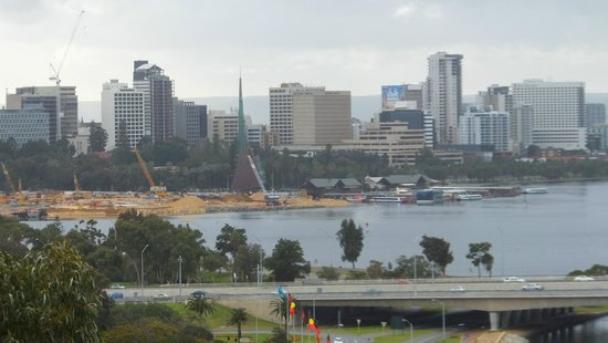 Swan River : View from King's Park