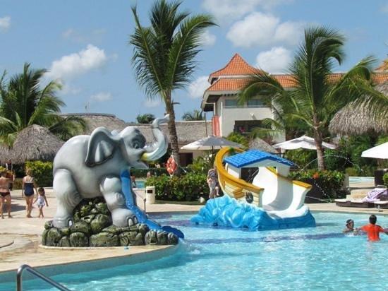 The Reserve at Paradisus Palma Real: piscina niños