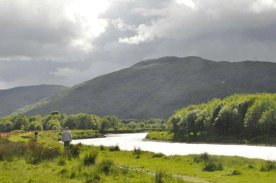 Old Inverlochy Castle : walk