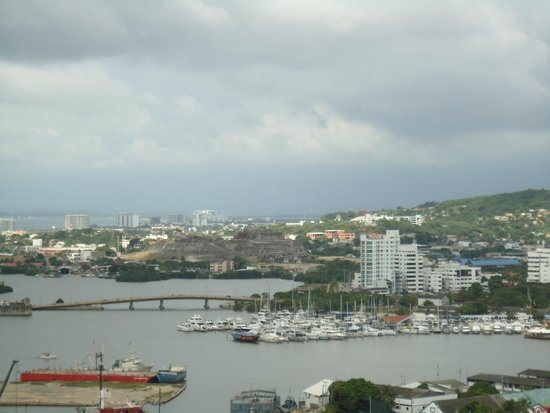 Cartagena Premium Hotel: Visto do apto