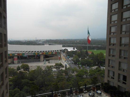 JW Marriott Hotel Mexico City: vista increíble desde la habitacion