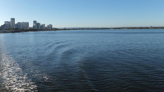 Swan River's view
