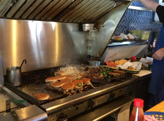 Nic's Grill: Serious cooking right here