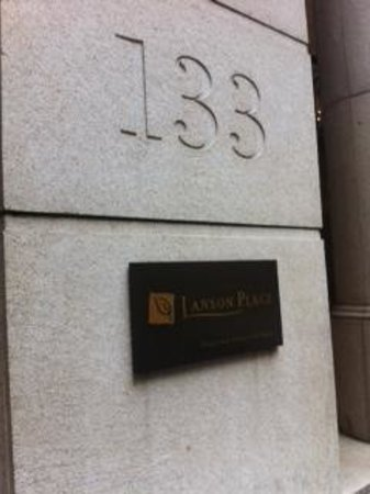 Lanson Place Hotel: Home Away From Home