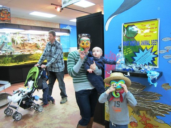 Grand Junction, CO: Interactive fun educational stations
