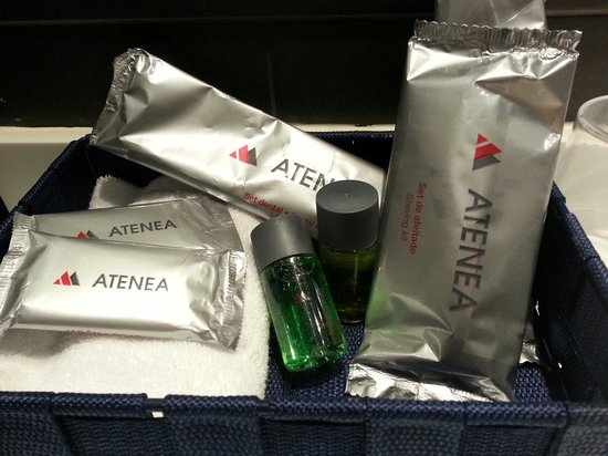 Hotel Atenea Port Barcelona Mataro : Toiletries