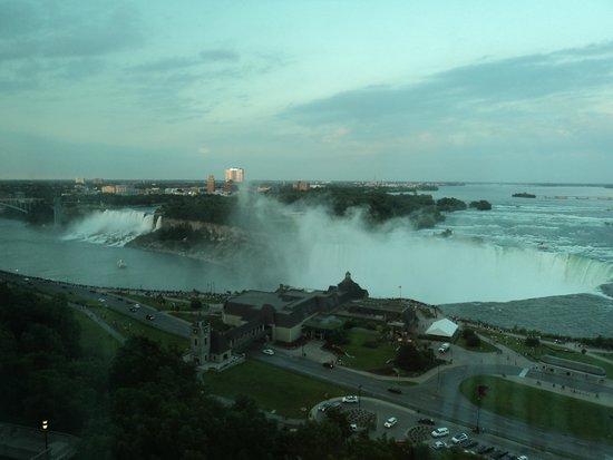 Niagara Falls Marriott Fallsview Hotel & Spa: no words needed