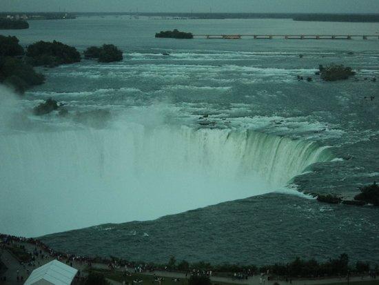 Niagara Falls Marriott Fallsview Hotel & Spa: Oh My