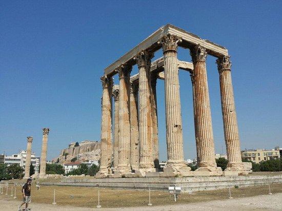 Temple of Olympian Zeus : Храм Зевса