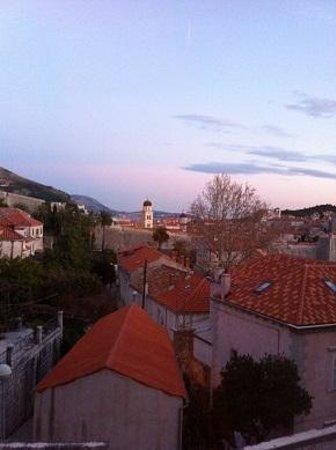 Hilton Imperial Dubrovnik : 구시가지 뷰