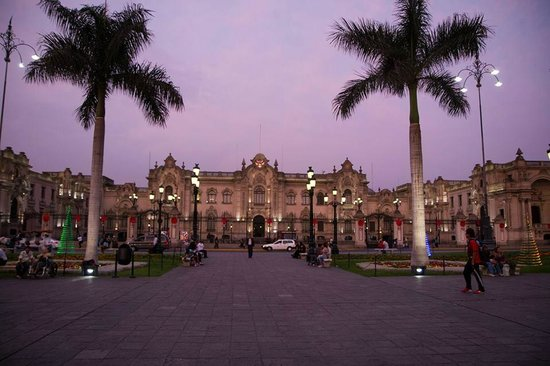 Centro histórico de Lima: City Centre