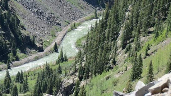 Molas Pass: On the road to Silverton, Co.