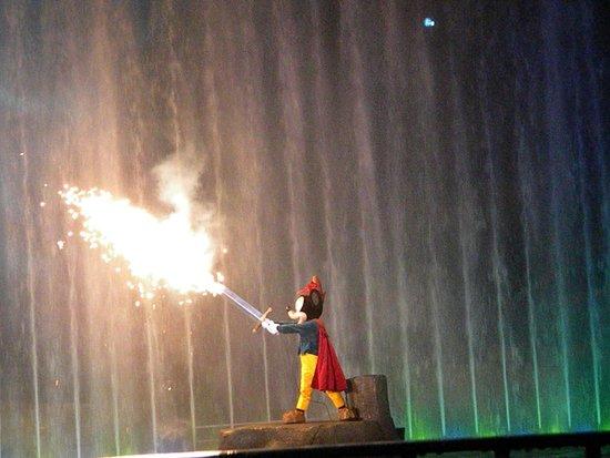 Fantasmic!: El Gran Mickey