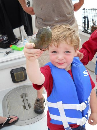 Robertson Sea Tours & Adventures: Look what I found!