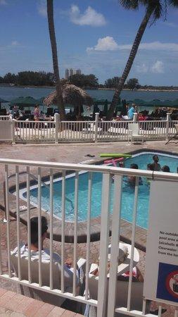 DreamView Beachfront Hotel & Resort: Beach and pool