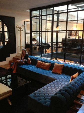 Hotel Pulitzer Buenos Aires: Lobby