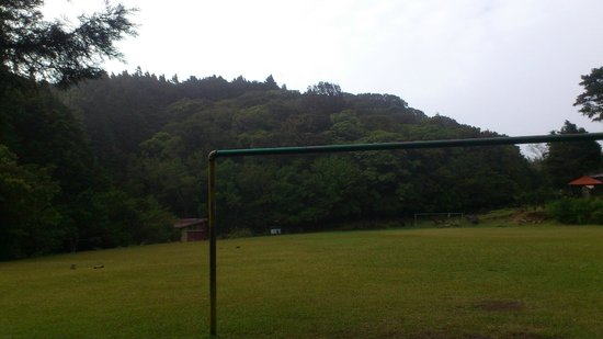 Heredia, Costa Rica: Cancha de Futbol