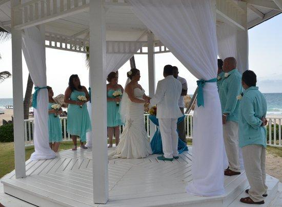 Paradisus Punta Cana Resort: Ceremony