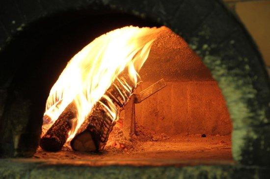 David 2 : Storico forno a legna