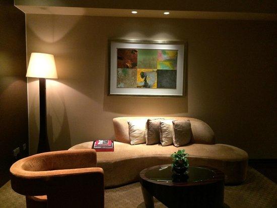 Hyatt on the Bund: Lounge