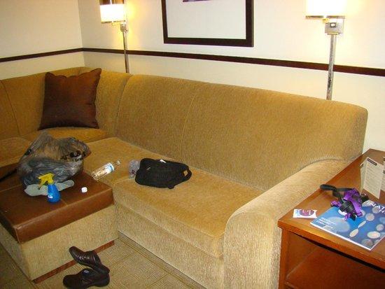 Hyatt Place Phoenix - North: Sofa sitting area