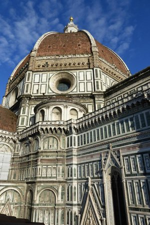 Hotel Duomo Firenze: View from my balcony