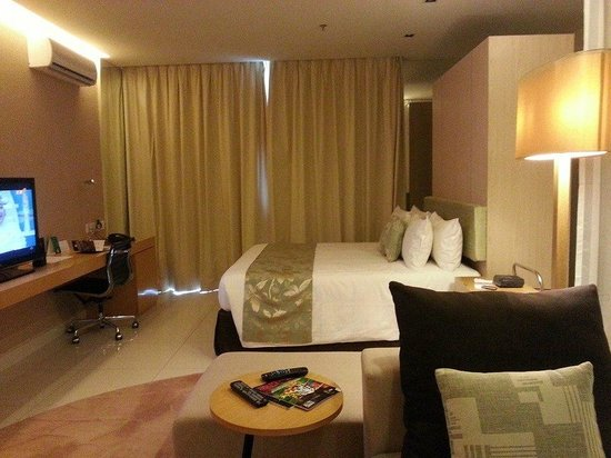 PARKROYAL Serviced Suites Kuala Lumpur : Lovely Bed :)