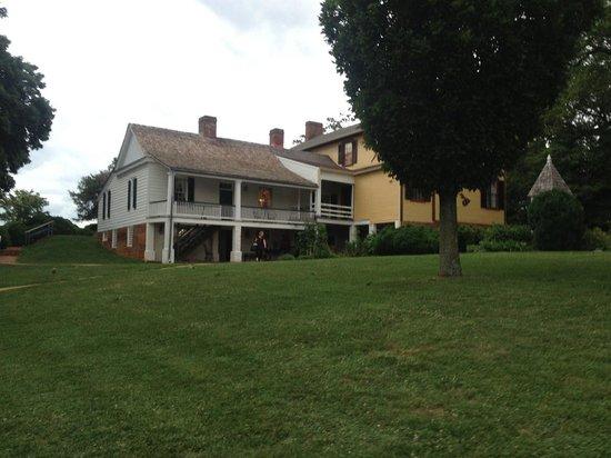 James Monroe's Highland: Ash Lawn-Highland