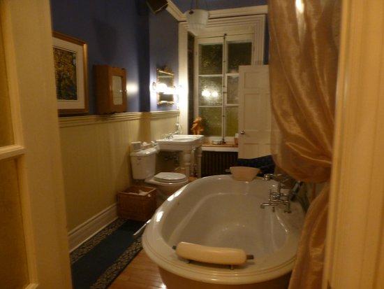 Hotel Acadia : Bathroom 2