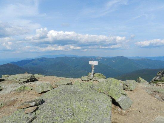 Mount Lafayette : The summit