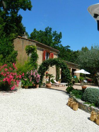 La Bastide du Plantier : Grounds, Additional Room