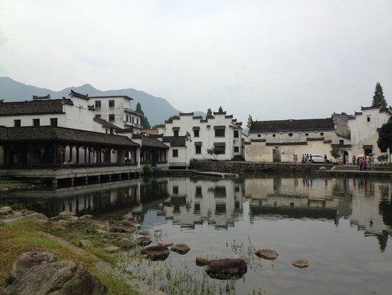 Longmen Ancient Town