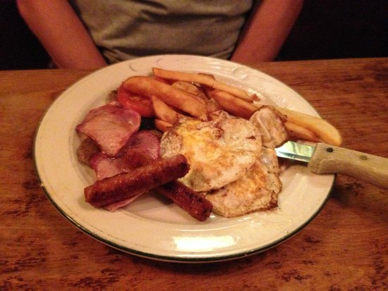 Galway Bay: The Irish Mixed Grill