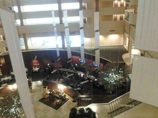 Hilton Washington DC / Rockville Executive Meeting Center: Atrium