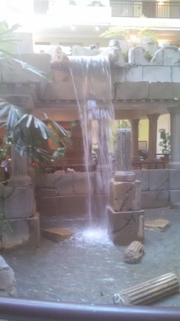 Embassy Suites by Hilton Charlotte: Lobby