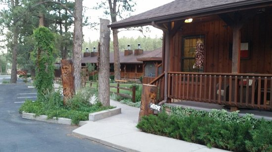 Shadow Mountain Lodge and Cabins : Nice Place