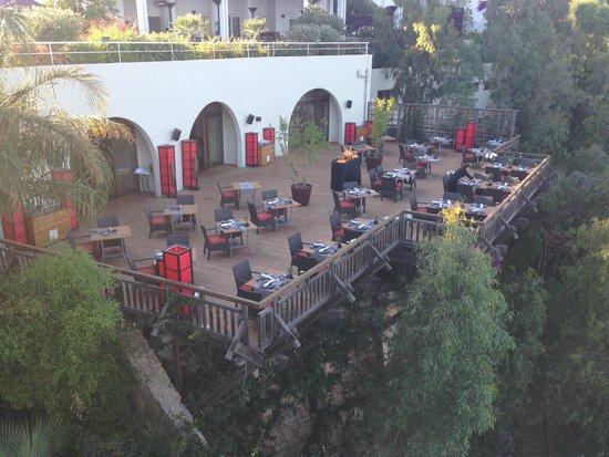 Kempinski Hotel Barbaros Bay: Italian restaurant