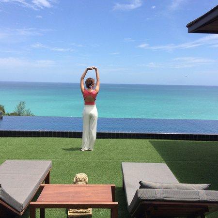 Ayara Kamala Resort & Spa: ถึงที่พักแล้วววนี่มันสวรรค์ชัดๆ:)