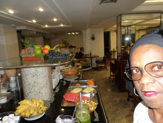San Rafael Hotel: San Rafael-salão do café