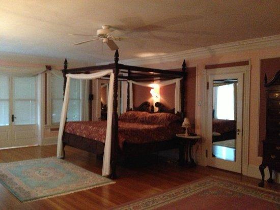 Idlwilde Inn : Master suite (Room 6)