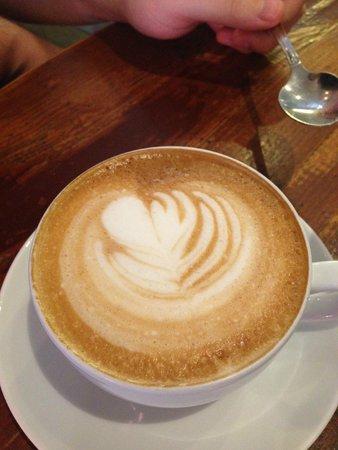 KRONE, kitchen & coffee : Delicious cappuccino