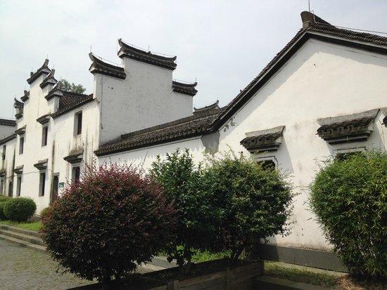 Longmen Ancient Town: jiangnan architecture
