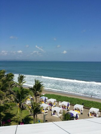 W Bali - Seminyak: View from the room