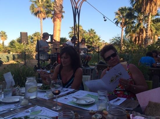 Organic Restaurant at Huerta Los Tamarindos: cool.!