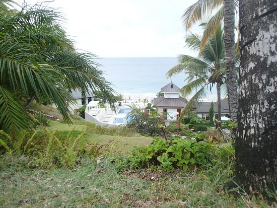 BodyHoliday Saint Lucia : View from the Spa